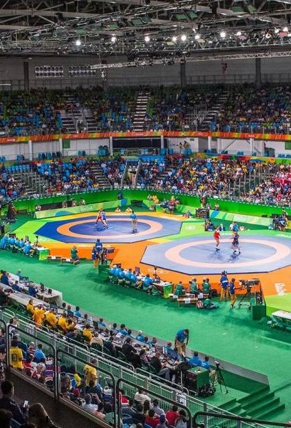 Rio Arena e