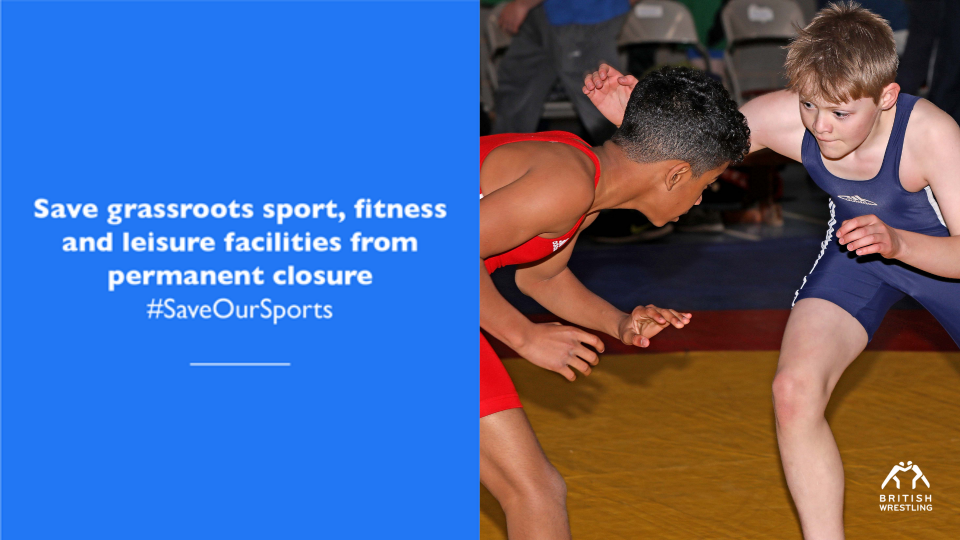 Save grassroots sport, fitness and leisure facilities from permanent closure