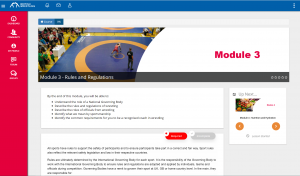 Example Module Learner View
