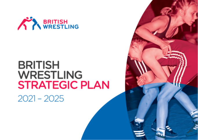 strategic plan front page